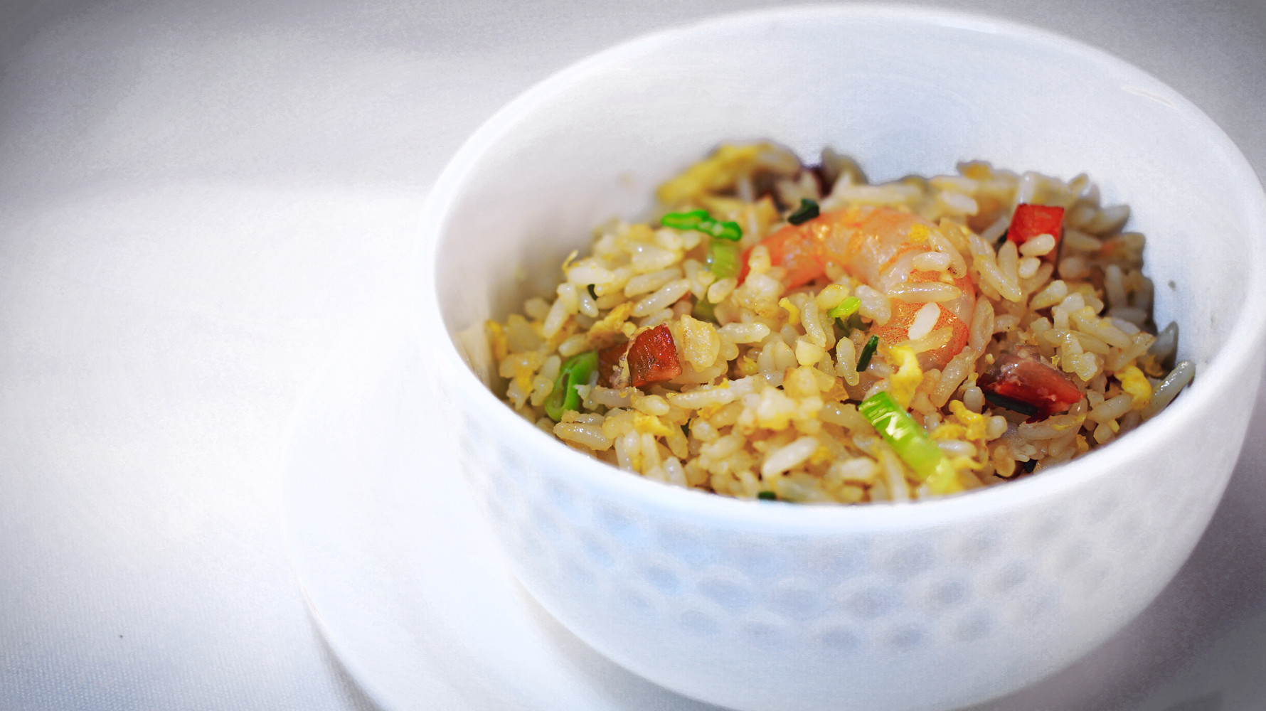 Young Chow fried rice from Chinese restaurant in Gosforth Newcastle upon Tyne near NE3 5HN